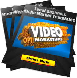 local business niche market templates