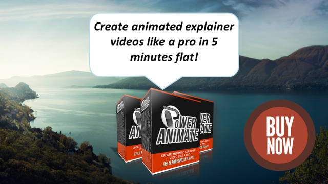 Buy PowerAnimate Video Templates